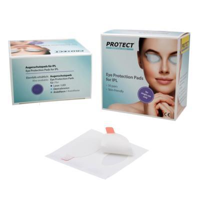 Protectores oculares desechables